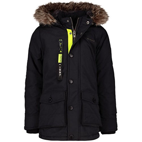 Jungen Winterjacke Thorpe Black