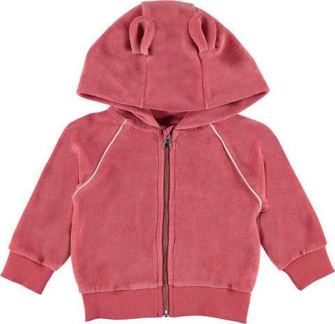Baby Sweatjacke Dorothy Rare Orchid