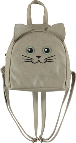 Rucksack Kitty Backpack Dappled Grey