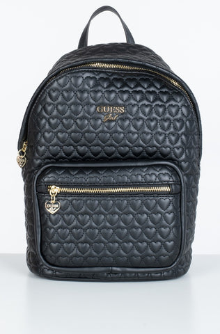 ELINOR SMALL Backpack HGELI1 PU202 Black