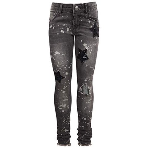 Mädchen Jeans Phillippa Black Denim
