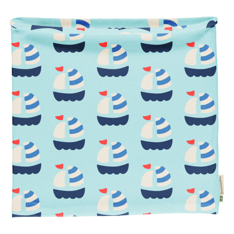 Sommerschal Scarf Tube Sailboat