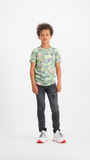 Jungen T-Shirt Hesbak Fresco Green