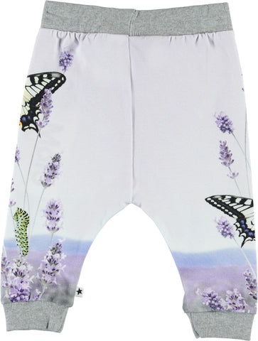 Baby Hose Susanne Lavender Butterfly