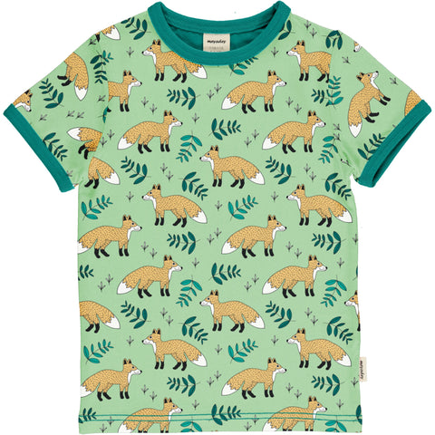Jungen T-Shirt Top SS Wild Fox