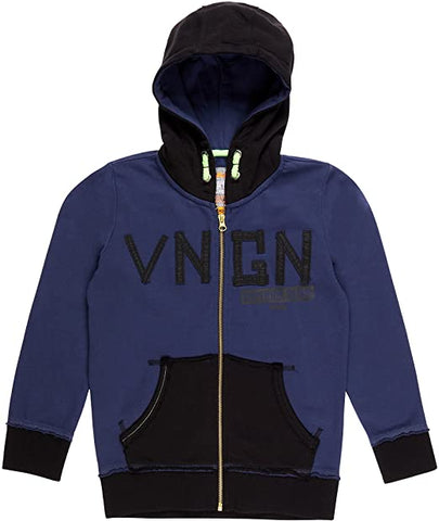 Jungen Sweatjacke Orlos Dark Blue