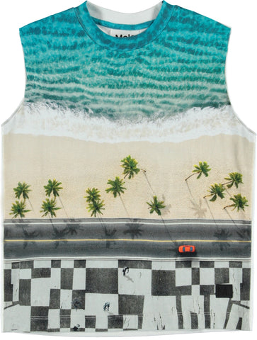 Jungen Tank Top Ray Playa