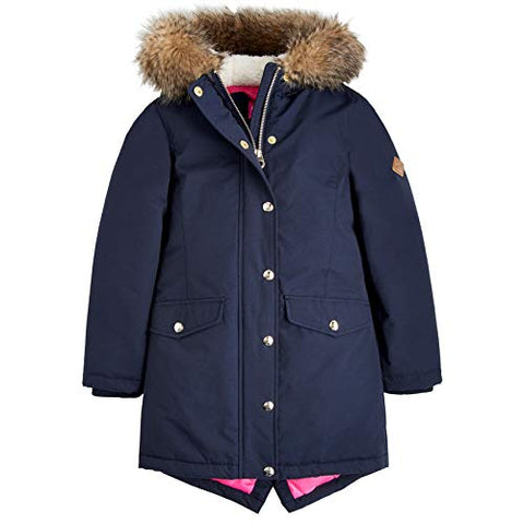 Mädchen Winterjacke Wintermantel Willow Navy
