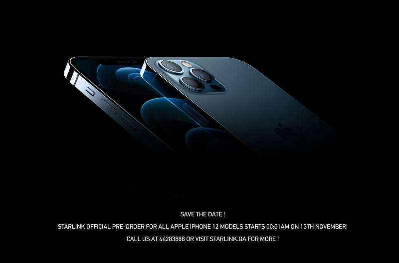 iPhone 12 Page Pre-Order Soon