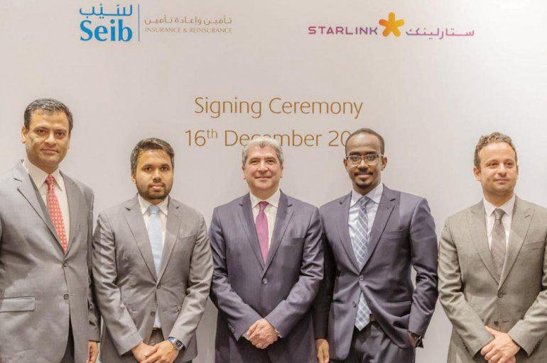Seib Insurance signs agreement to cover Starlink products