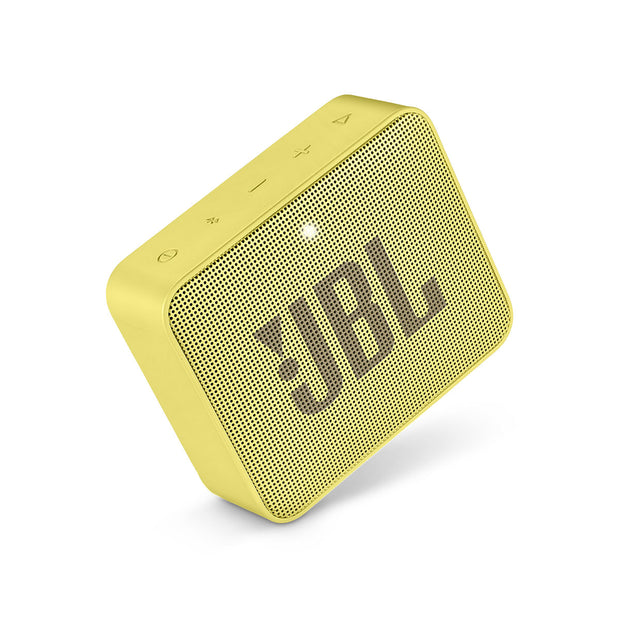 JBL GO2 Waterproof Portable Mini Speaker-Accessories-JBL-Yellow-Starlink Qatar