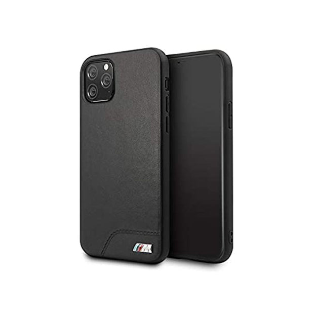 BMW - M Collection Hard Case iPhone 11 Pro / Pro Max (BMHCNMHOL)-Accessories-BMW-Black-iPhone 11 Pro Max-Starlink Qatar