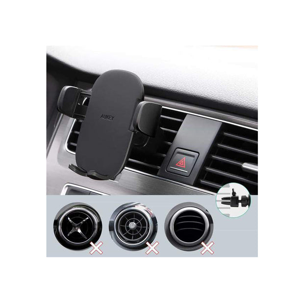 AUKEY Car Air Vent Phone Holder Car Mount -  HD-C48