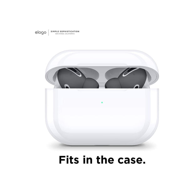 Elago Earbuds Cover Airpods Pro Black