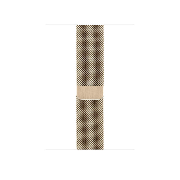 Apple Watch Band 44mm Gold Milanese Loop (MTU72ZM/A)