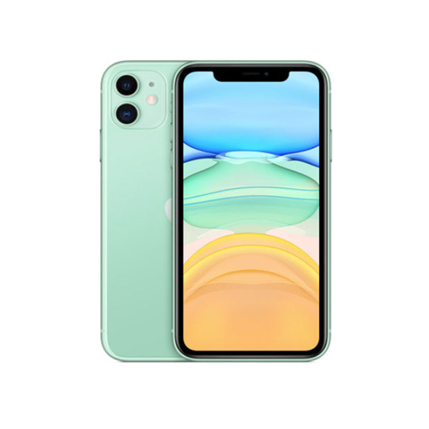 Apple iPhone 11-Device-Apple-Green-128 GB-Starlink Qatar