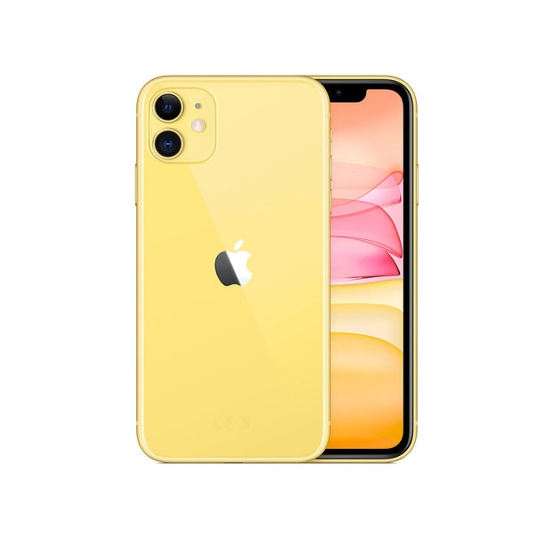 Apple iPhone 11-Device-Apple-Yellow-256 GB-Starlink Qatar