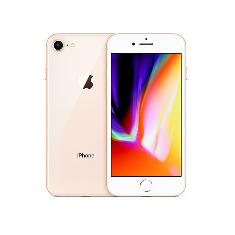 Apple iPhone 8-Device-Apple-Gold-256 GB-Starlink Qatar