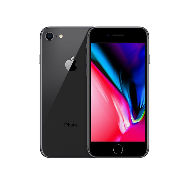 Apple iPhone 8-Device-Apple-Space Grey-256 GB-Starlink Qatar
