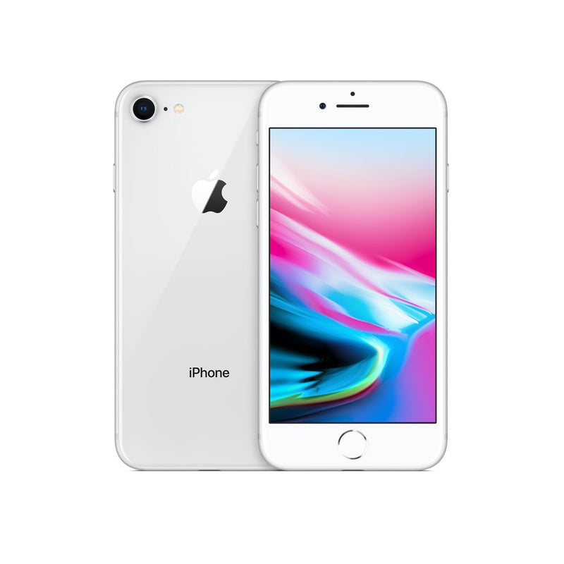 Apple iPhone 8-Device-Apple-Silver-256 GB-Starlink Qatar