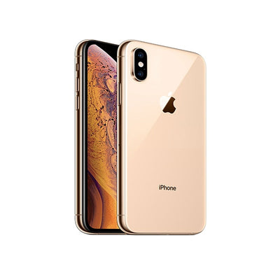Apple iPhone XS-Device-Apple-Gold-512 GB-Starlink Qatar