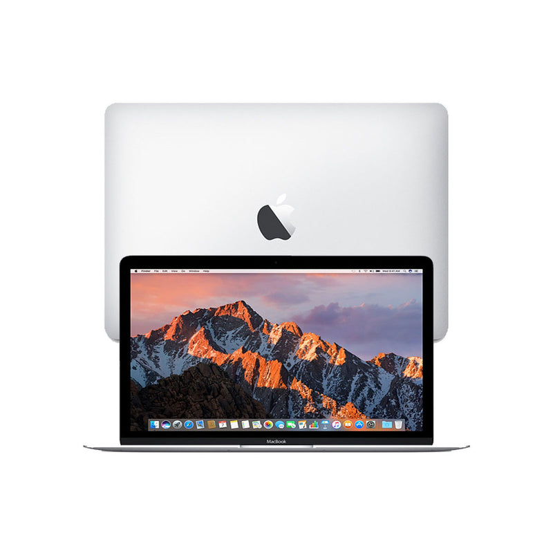 Apple 12-inch MacBook 1.3GHz Intel Core i5-Laptop-Apple-Silver-512 GB-Starlink Qatar