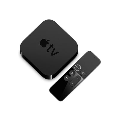 Apple TV (4th generation)-Home Automation-Apple-MR912AE/A Black 32 GB-Starlink Qatar