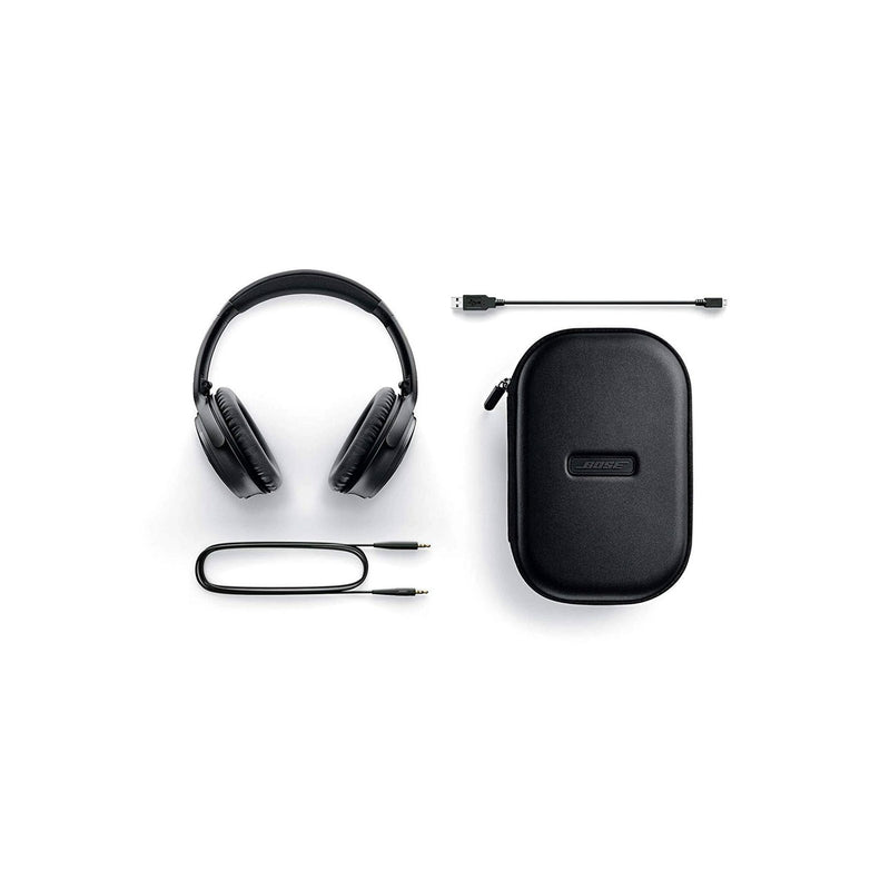 BOSE Quite Comfort 35 II Wireless Noise Cancelling-Headset-Bose-Black-Starlink Qatar