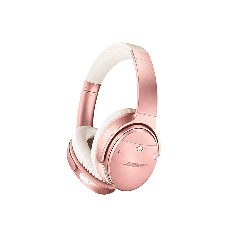 BOSE Quite Comfort 35 II Wireless Noise Cancelling-Headset-Bose-Rose Gold-Starlink Qatar