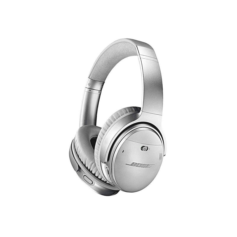 BOSE Quite Comfort 35 II Wireless Noise Cancelling-Headset-Bose-Silver-Starlink Qatar