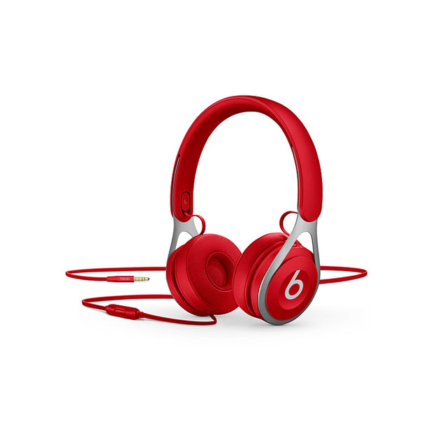Beats EP On-Ear Headphones-Accessories-Beats-ML9C2ZM/A Red-Starlink Qatar