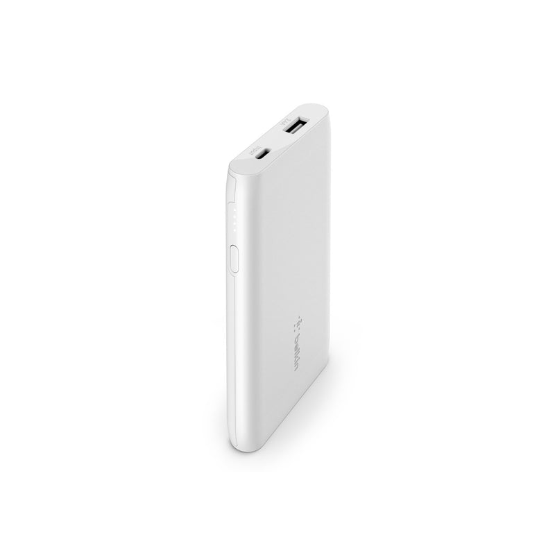 Belkin  Power Bank 12w USB-C input 5000mAh - BPB004btBK