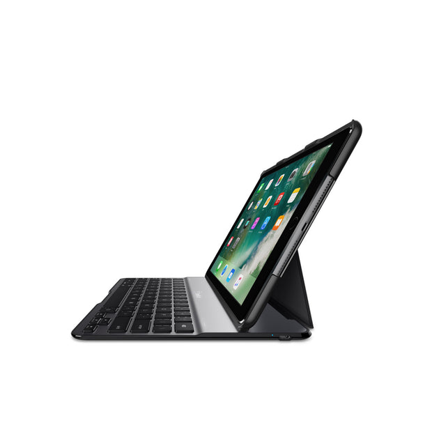 "Belkin QODE Ultimate Lite Keyboard Case for iPad 9.7"" 7th Generation- F5L904eaBLK"