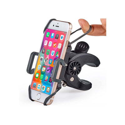 Bike & Motorcycle Phone Mount Any Cell Phone
