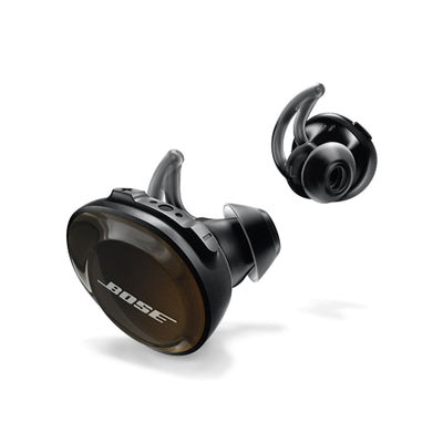 Bose SoundSport Free Wireless Headphones-Accessories-Bose-Black-Starlink Qatar