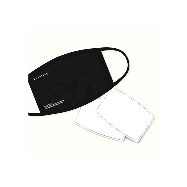 CASETiFY - Reusable Cloth Mask (with 2 Filters)