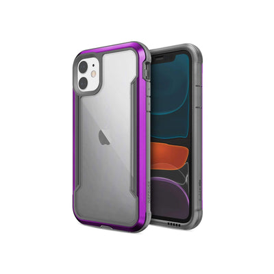 Defense Shield Covers for iPhone 11 Series-Accessories-Defense-iPhone 11 Pro-Irisdescent-Starlink Qatar