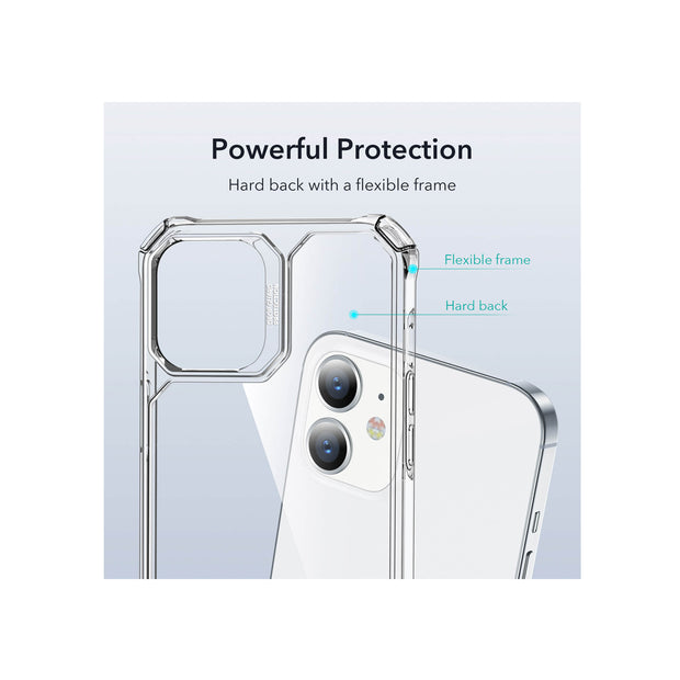 ESR iPhone 12 Mini AirArmor Clear Hard Case