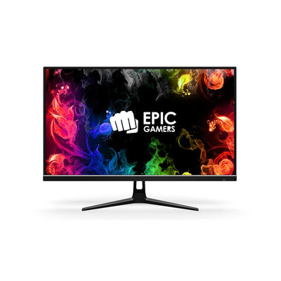 Epic Gamers 27 Inch QHD, 165hz, IPS, FreeSync, G-SYNC Compatible Gaming Monitor