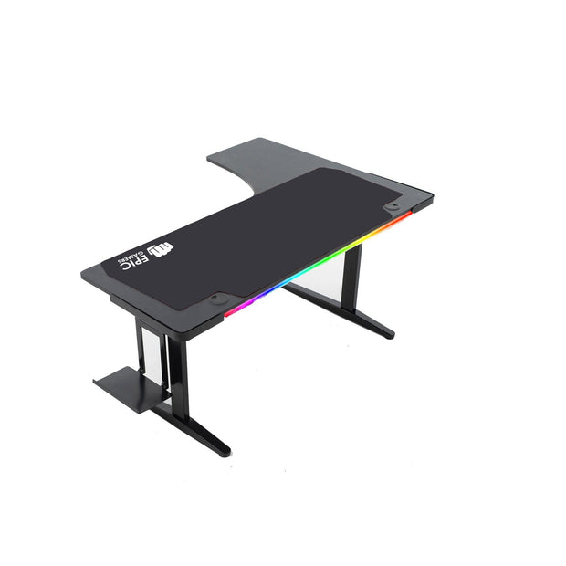 Epic Gamers Pro Gaming Table Left Corner