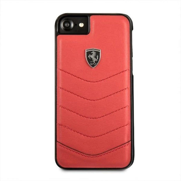 Ferrari Cases iPhone 7/8/SE 2-Accessories-Ferrari-Black-Starlink Qatar