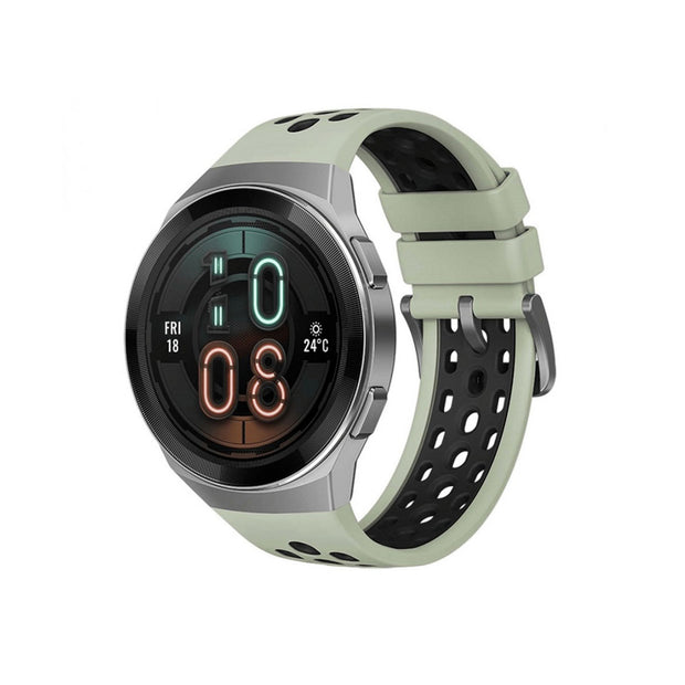 Huawei Watch GT 2e (2020) - 4GB-Accessories-Huawei-Active Mint Green & Black-Starlink Qatar