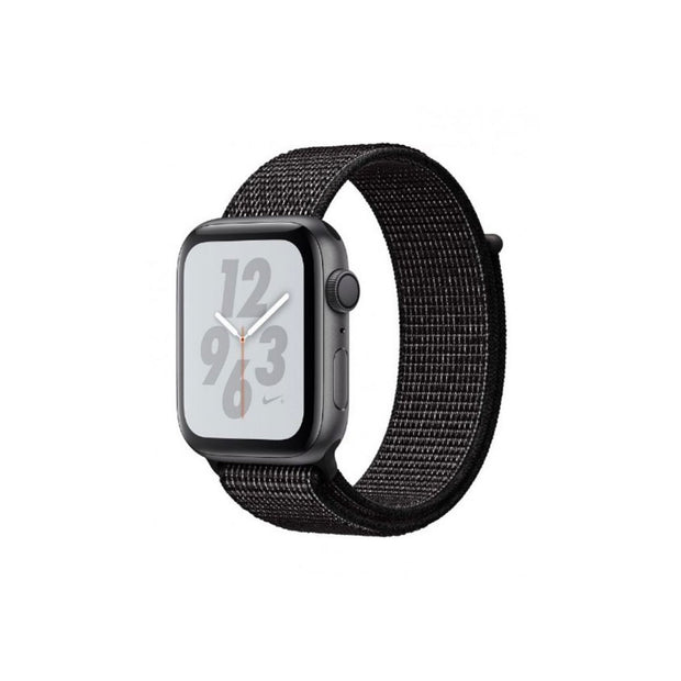 Apple Watch Series 4-Accessories-Apple-MU7G2AE/A Nike+ 40mm Space Gray Aluminum Case with Black Nike Sport Loop, GPS-Starlink Qatar