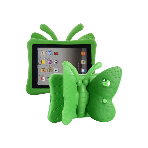Butterfly iPad Cover iPad Mini 5-Accessories-Others-Green-Starlink Qatar