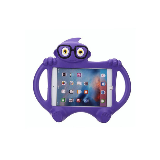 Cartoon Kids iPad Cover iPad Mini 5-Accessories-Others-Purple-Starlink Qatar