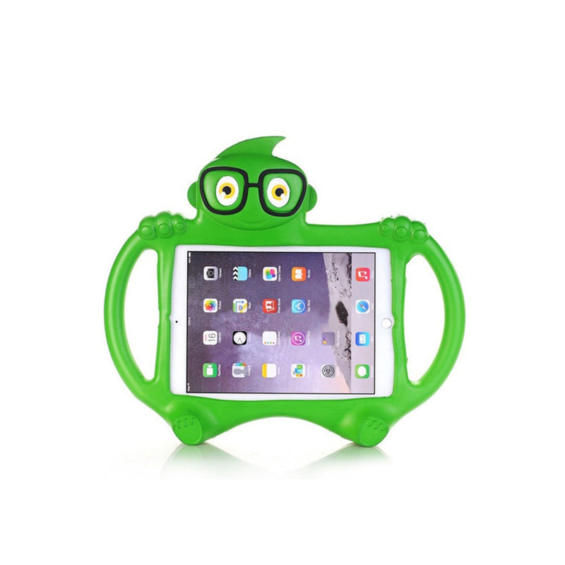 Cartoon Kids iPad Cover iPad Mini 5-Accessories-Others-Green-Starlink Qatar