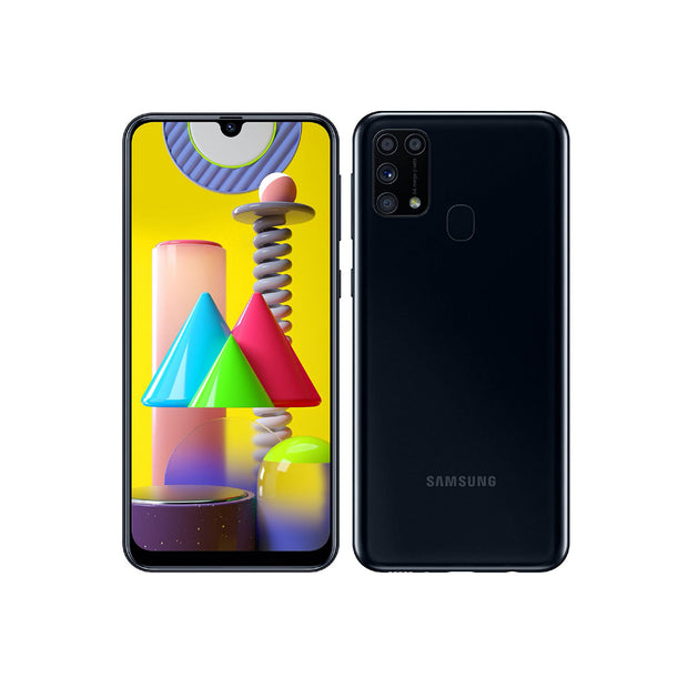 Samsung Galaxy M31-Device-Samsung-128 GB-Black-Starlink Qatar