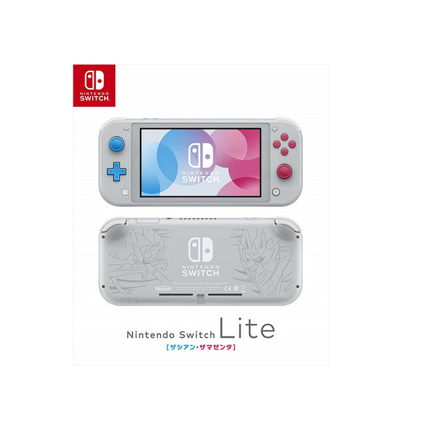 Nintendo Switch Lite Pokemon Edition-Gaming-Nintendo-Starlink Qatar