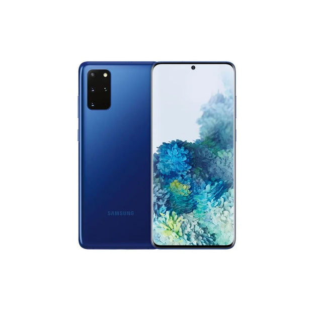 Samsung Galaxy S20+ 5G-Device-Samsung-Aura Blue-128 GB-Starlink Qatar