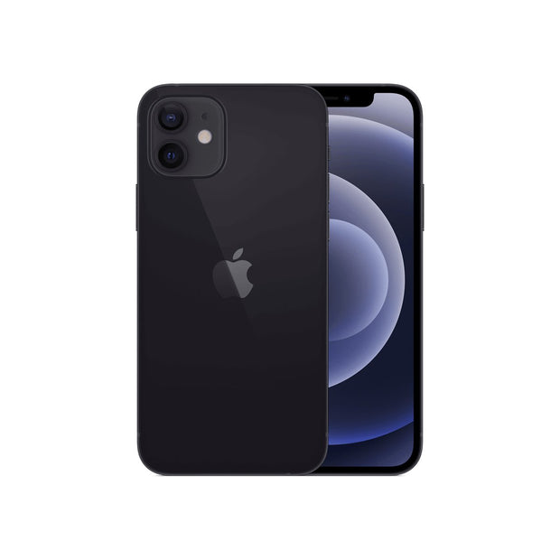 iPhone 12 Qatar black